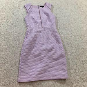 J. Crew Dresses - J crew sweet hyacinth purple portfolio sheath dres